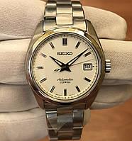 Seiko Automatic White Dial 6R15-SARB035-JAPAN