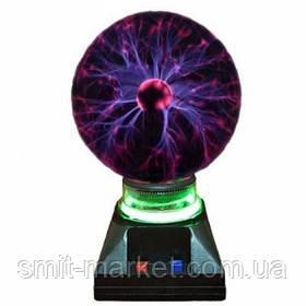 Плазменный Шар Plasma ball L (светильник)