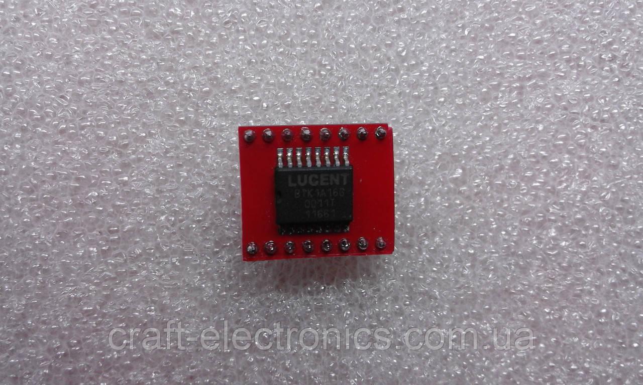 BTK1A16G Модуль на микросхеме BTK1A16G