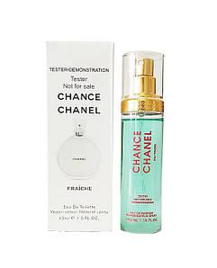Тестер женский Chance Chanel Fraiche, 45 мл