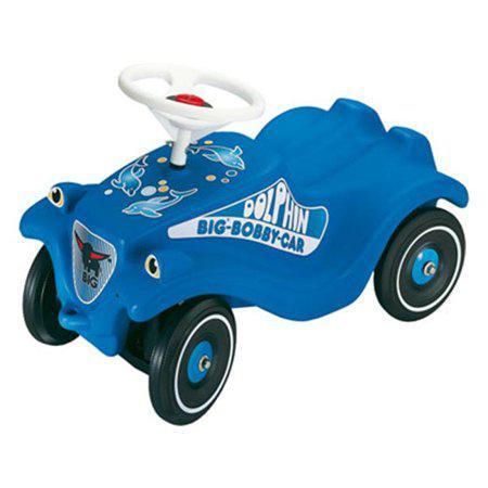 Машинка автомобиль каталка Дельфин синий Bobby Car Classic Dolphin Big 1309