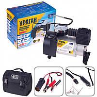 Автомобильный компрессор VITOL Ураган КА-У12030 100psi 14Amp 37л , фото 1