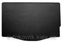 Модельний гумовий килимок в багажник NISSAN Leaf 2012 - (STINGRAY)