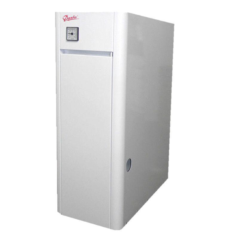 Напольный газовый котел одноконтурный дымоходный Данко-10Г (10 кВт) (горизонтальный газоход)