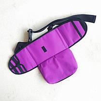"""Сумка чехол для пенни борда Zippy Bag 22"""" Purple - Фиолетовая, фото 2"""