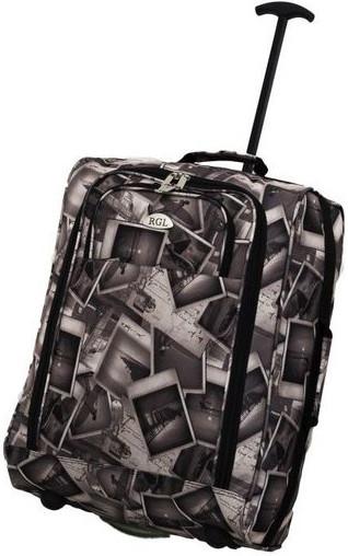 Дорожный рюкзак чемодан на колесах 2 в 1 RGL