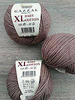 Gazzal  BABY COTTON XL (60% Хлопок,40% Полиакрил )105м