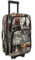 Дорожный чемодан большой, сумка на колесах XXXL 775, фото 1