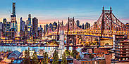 """Пазлы Castorland на 4000 элементов """"Вечер в Нью-Йорке"""" (C-400256), фото 2"""