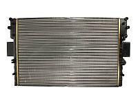 Радиатор охлаждения IVECO DAILY (99-) Nissens 61981   504045489