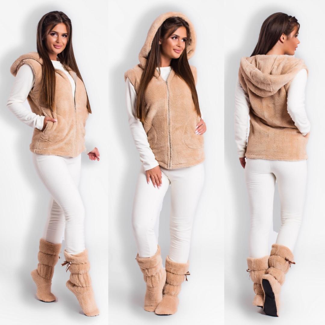 bdb59a1a9a886 Пижама женская махровая Турция - Оптовый интернет-магазин