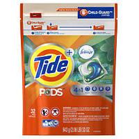 Tide Pods Капсулы для стирки 32 шт. (США) под заказ