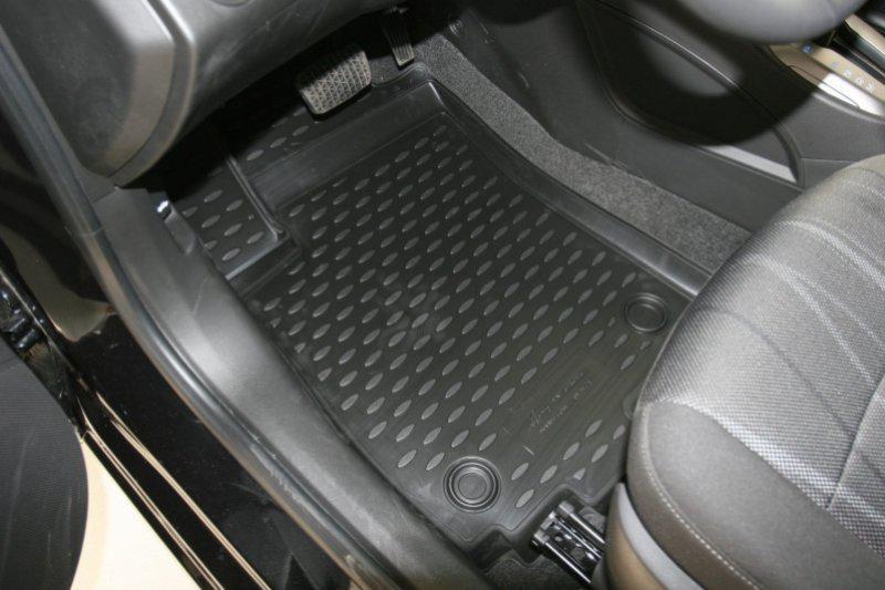 К/с Chevrolet Aveo коврики салона в салон на CHEVROLET Шевроле Aveo 20