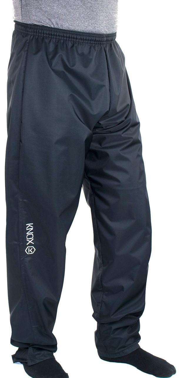 Дощові штани Knox Zephyr Unisex чорний, XL/2XL