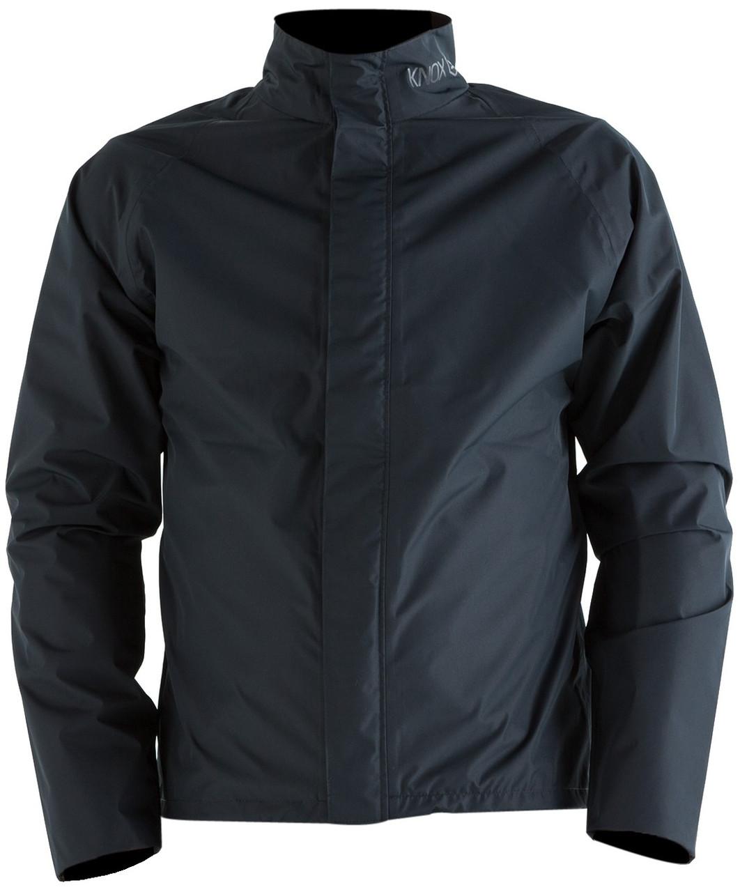 Дощовик куртка Knox Zephyr Waterproof чорний, S/M