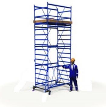 Вышка тура ПСРВ  1.7х0.8м (3+1) рабочая высота 6м