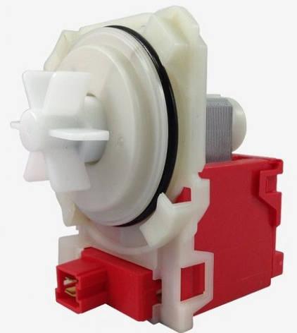 Насос для стиральной машины Bosch Siemens 4 защелки, фото 2