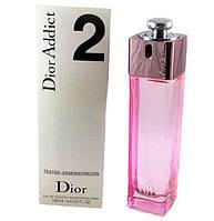Тестер копия  Christian Dior Addict 2 для женщин ,100ml
