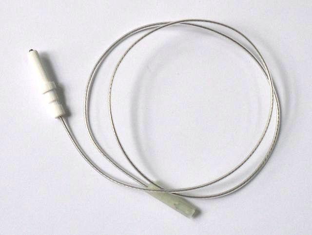 Свеча электроподжига турбо конфорки, разрядник для газовой плиты Indesit C00053244