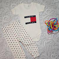 Комплект боди и штаны, Tommy Hilfiger , фото 1