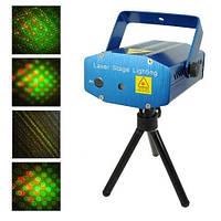 Лазерная установка Mini Lazer Stage YX-039,