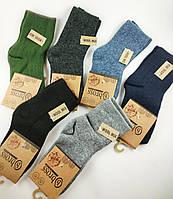Теплые детские носки с добавлением шерсти и кашемира от турецкого производителя Bross (размеры 22-24)