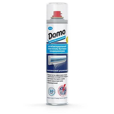 Антибактериальный очиститель бытовых кондиционеров (комплексный усиленный) Domo, фото 2