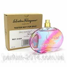 Жіночі парфуми сальвадор ферагамо інканто шайн Salvatore Ferragamo Incanto Shine тестер (репліка)