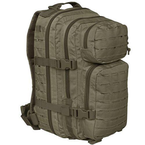 Милтек США рюкзак штурмовой малый Laser Cut Olive