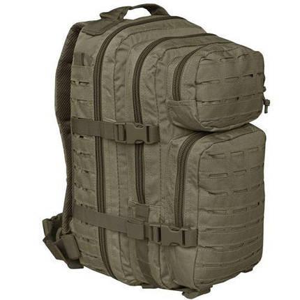 Милтек США рюкзак штурмовой малый Laser Cut Olive, фото 2