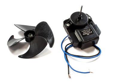 Двигатель вентилятора F61-10G холодильника Whirlpool Оригинал