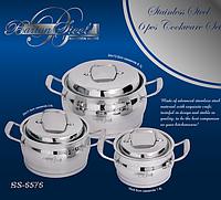 Набор посуды Barton Steel 6576