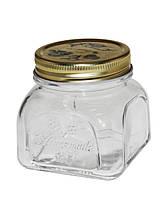 Банка стеклянная Pasabahce Homemade 300мл с металлической крышкой
