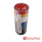 EH-AHT-1834 Ассорти изолента 25м. 0,15мм х 18мм, фото 4