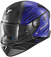 "Шлем Shark Skwal 2 WARHEN black/blue ""M"""