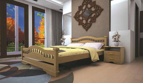 Кровать ТИС АТЛАНТ 7 160*200 сосна, фото 2
