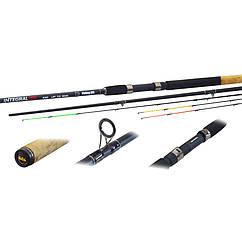 Фідер Fishing Roi Integral Feeder 3.30 м до90гр 3+3