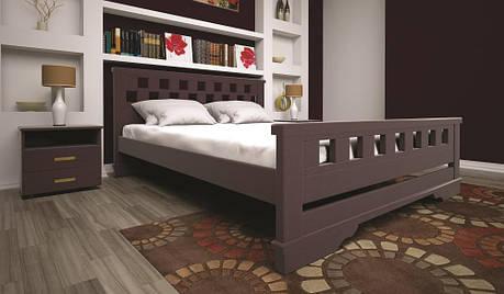 Кровать ТИС АТЛАНТ 9 90*200 сосна, фото 2