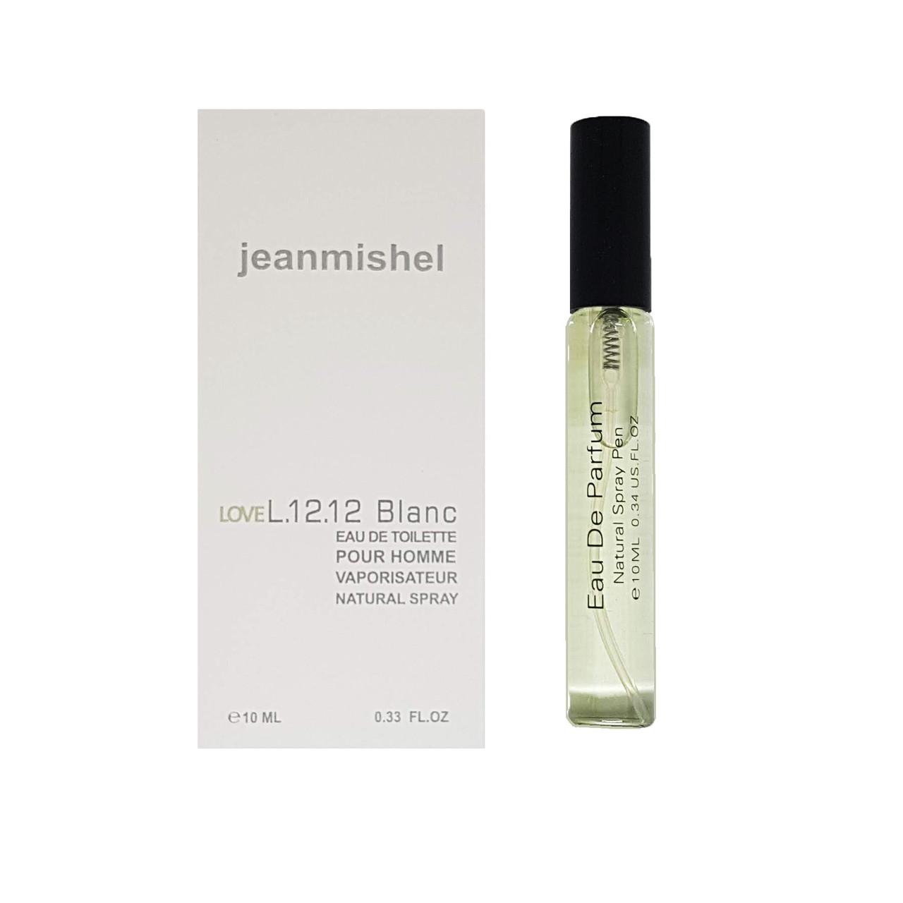 Jeanmishel Love L.12.12 Blanc (87) 10ml