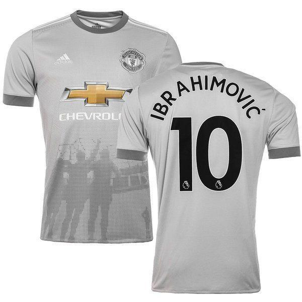 Футбольная Форма Манчестер Юнайтед Резервная Ibrahimović (2017-2018 ... 2b8a87e5d11