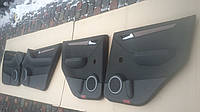 Дверные карты ( обшивка дверная ) комплект.Mercedes-Benz A-class (w169) з 2004 по 2012 р.