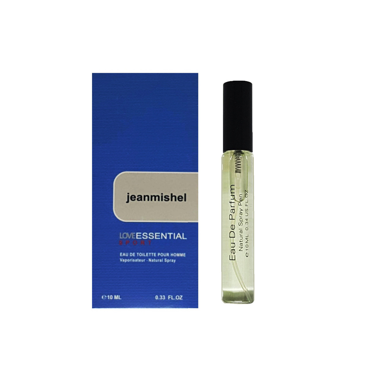 Jeanmishel Love Essential Sport pour homme (55) 10ml