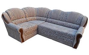 """Угловой диван """"Лидия"""" Yudin"""