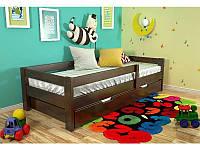 Деревянная кровать Альф 80х190 см ТМ Arbor Drev