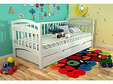 ✅Деревянная кровать Алиса 80х190 см ТМ Arbor Drev, фото 2