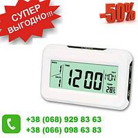 Многофункциональные настольные электронные часы Keenly kk-2616 Говорящие 797d3a5b9cca9