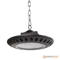 Светильник светодиодный для высоких потолков ЕВРОСВЕТ 100Вт 6400К EB-100-03 10000Лм  , фото 1