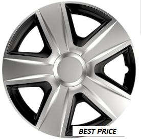 Колпаки R13  Elegant Esprit  Silver&Black