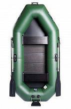 Лодка надувная Aqua-Storm St 260рt с навесным транцем