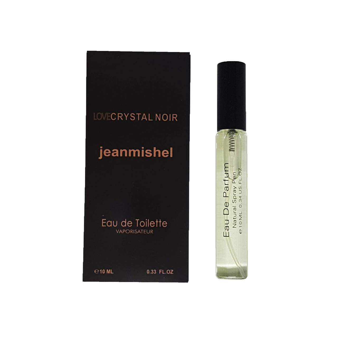 Jeanmishel Love Crystal Noir (72) 10ml